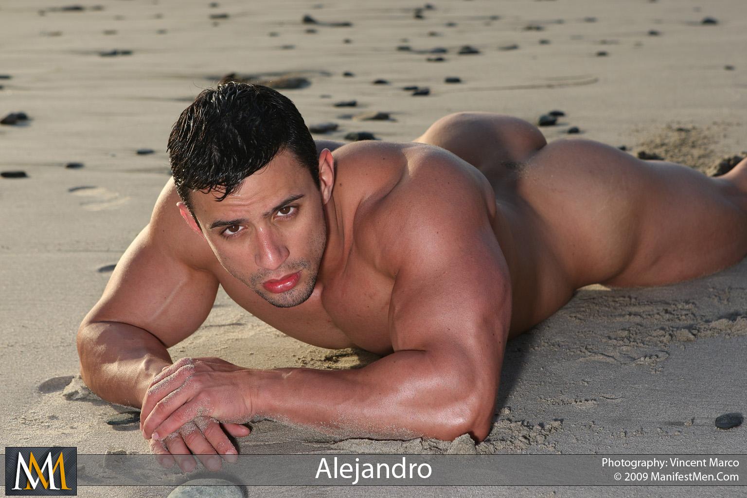Alejandro de la guardia nude photos