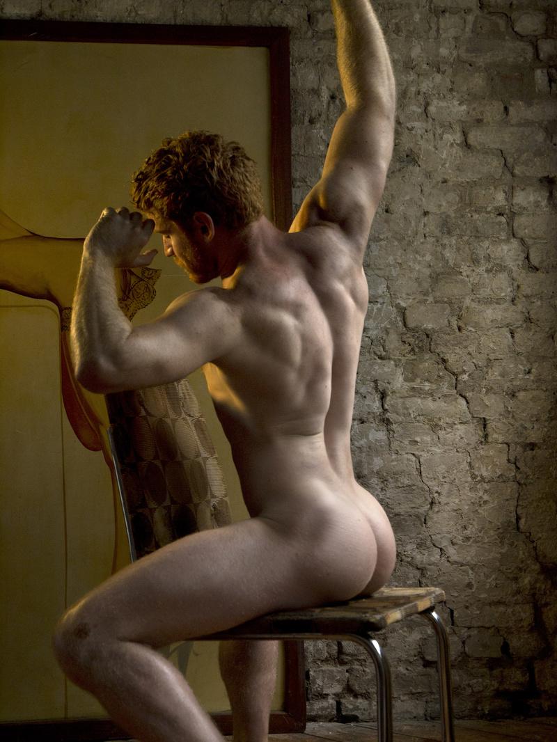 Freeman men paul nude