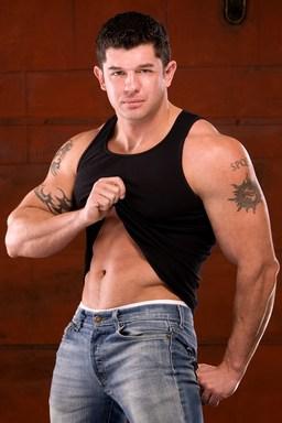 Josh Griffin gay porn