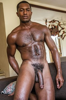 Black Sean Xavier Gay